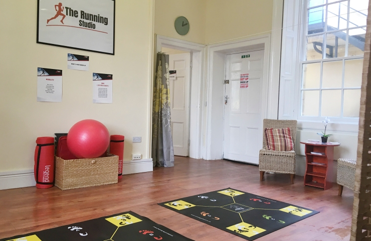 The Running and Movement Studio Leeds